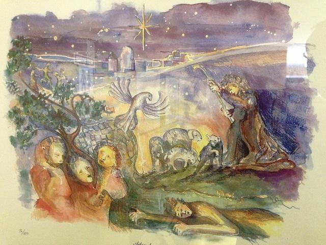 The Seasonal Paintings - Advent