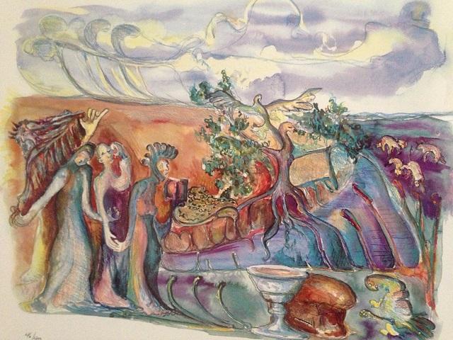 The Seasonal Paintings - Epiphany