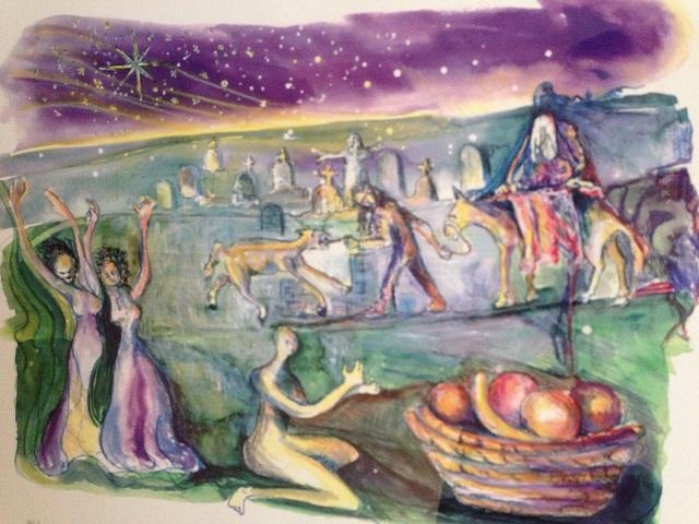 The Seasonal Paintings - Lent