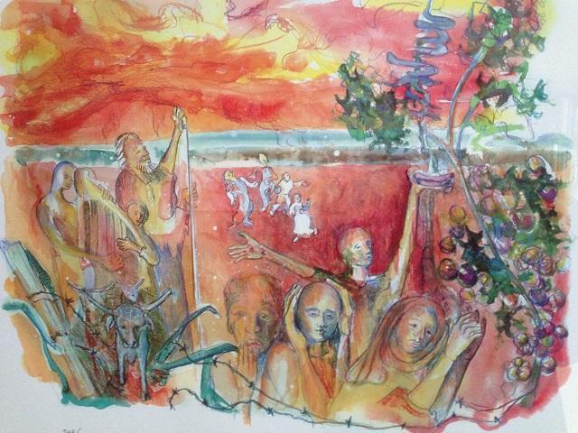 The Seasonal Paintings - Ordinary Times 1