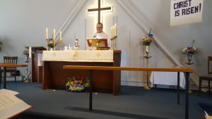Altar Easter